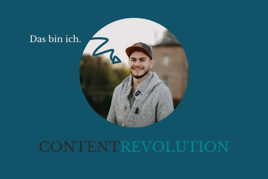 Alex Tropmann von contentrevolution