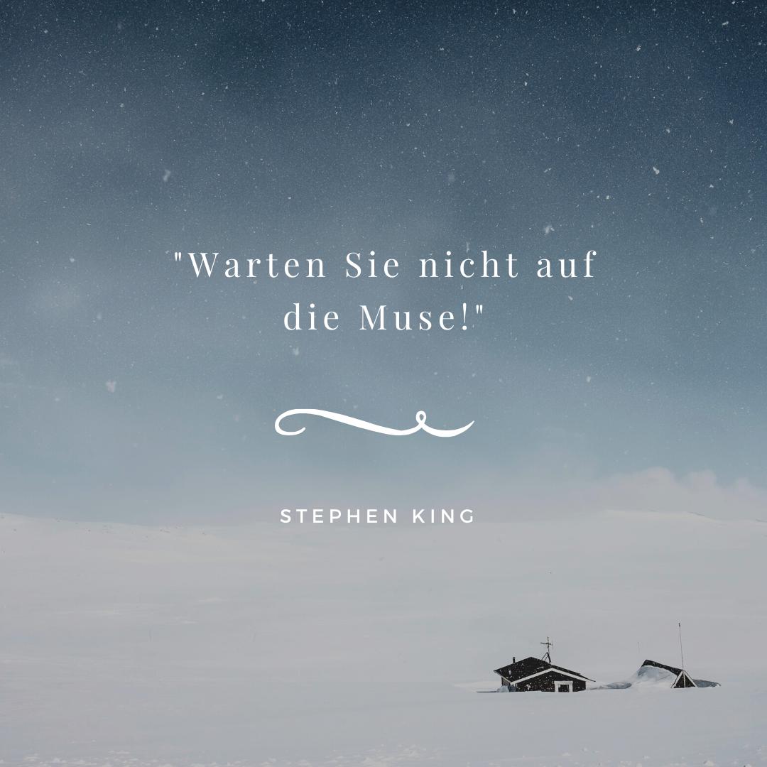 Schreibtipps von Stephen King