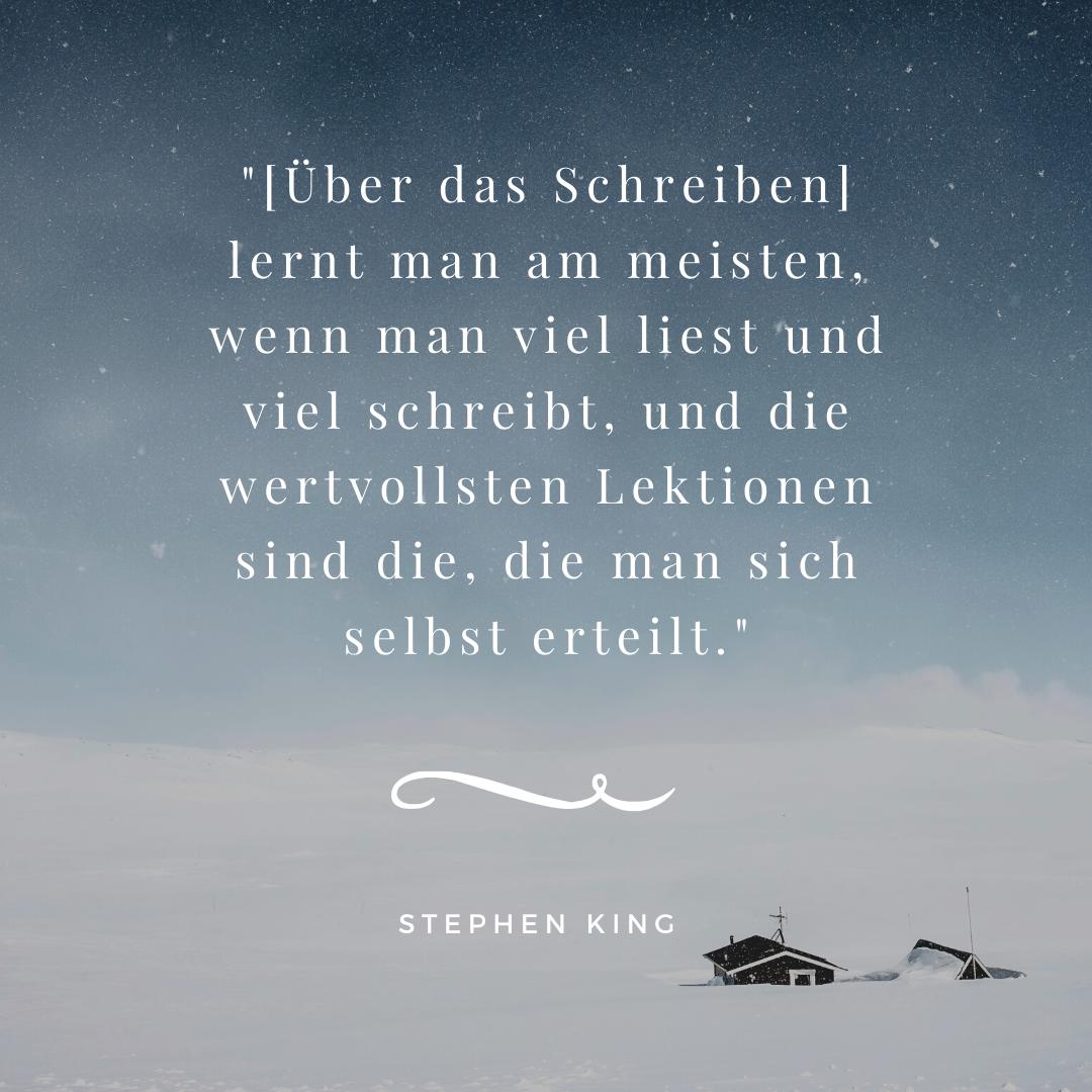 Zitate Stephen King