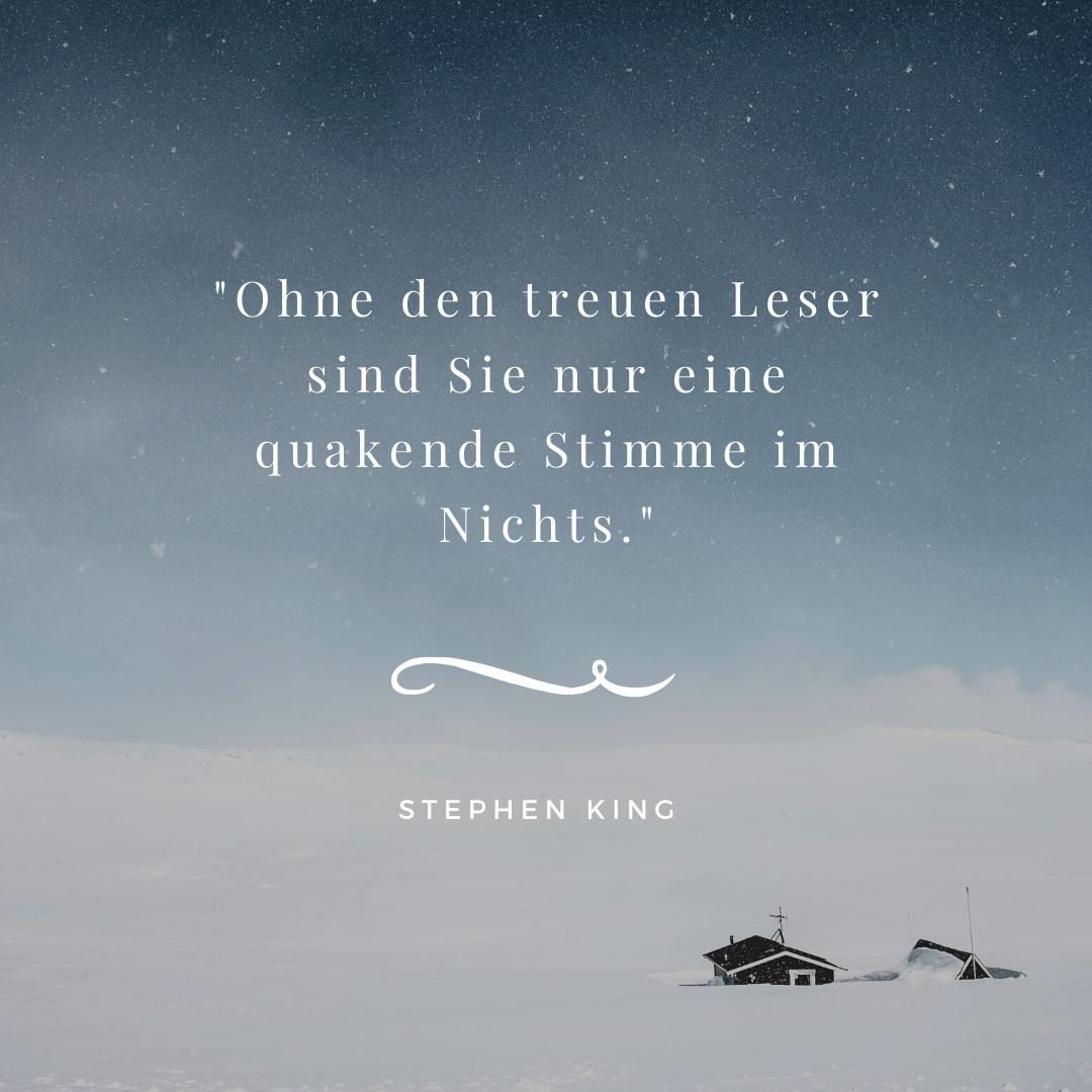 Stephen King schreibtipss
